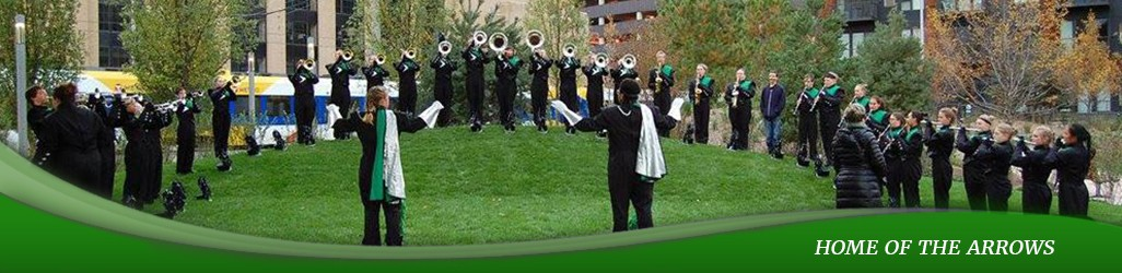 Pipestone Area Schools Marching Band